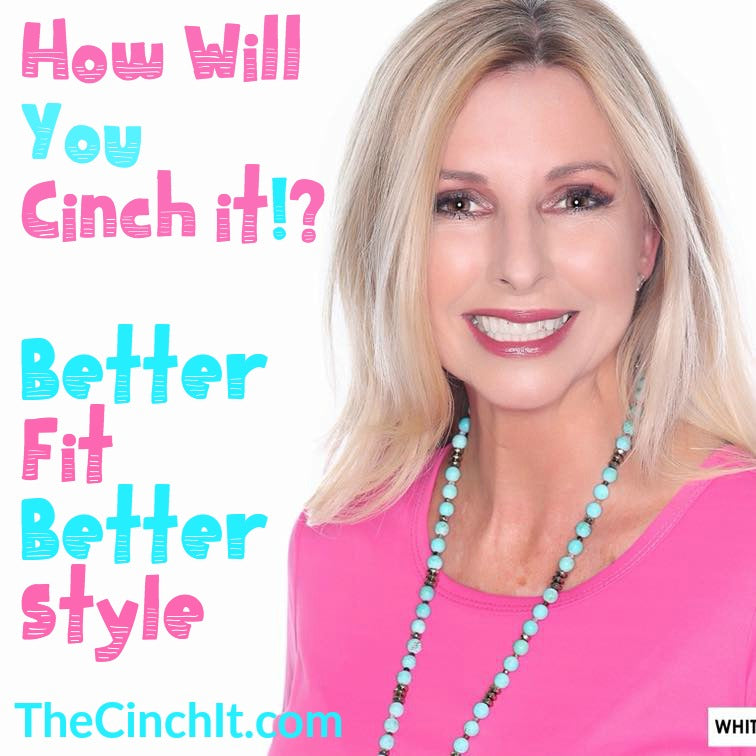 Enhance Your Dress with Cinch it!