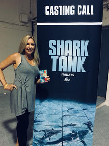 Shark Tank Audition - ABC News!!!