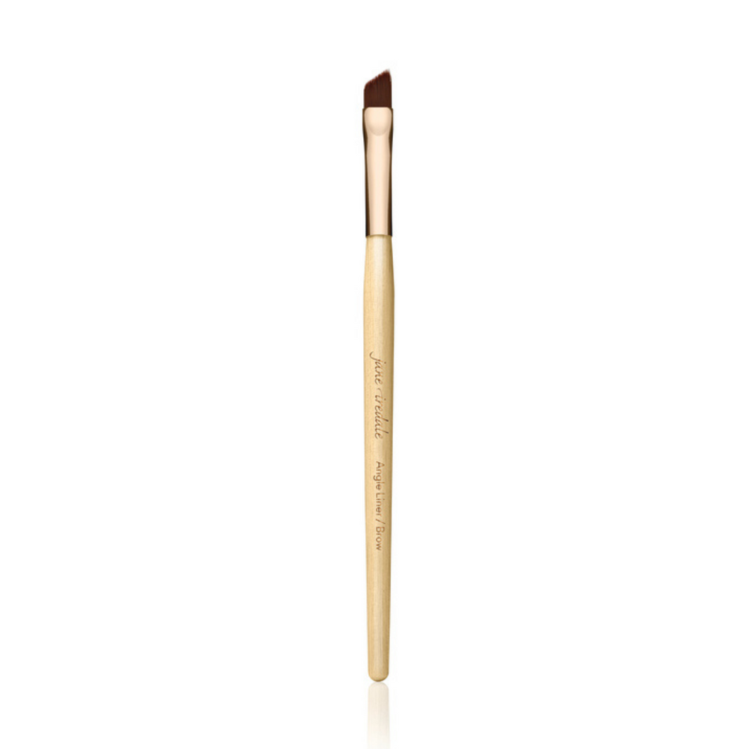 Angle Liner/Brow Brush - Jane Iredale