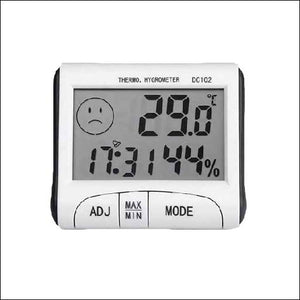 Hygrometer & Thermometer - Perfect for your Lash Room