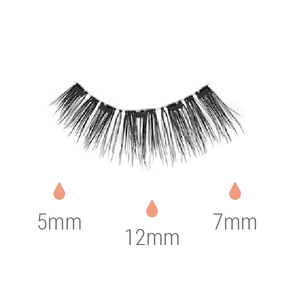 DASHA | Vegan Magnetic Eyelashes