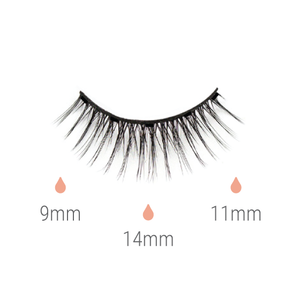 FIERCE | Vegan Magnetic Eyelashes