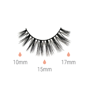 MIAMI | Vegan Magnetic Eyelashes