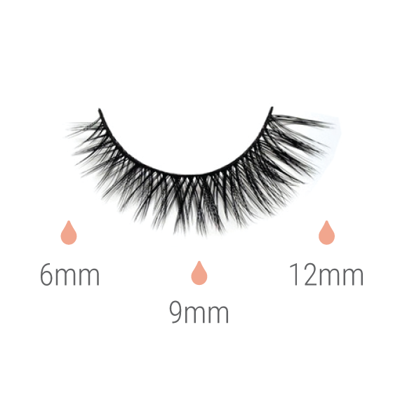 SWEET HEART | Vegan Magnetic Eyelashes