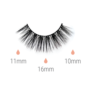 THINK TWICE | Vegan Magnetic Eyelashes