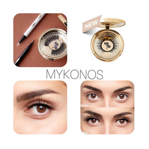 MYKONOS | Vegan Faux Mink Lashes