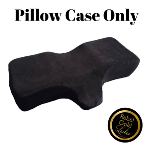 Lash Pillow Case - Custom Print (Black ONLY)