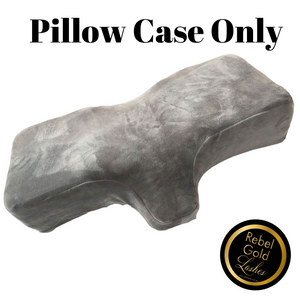 Lash Pillow Case - Grey