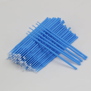 Micro Brush - Blue pack 100