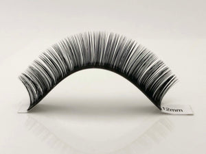 Volume Lashes .07 - Rebel Gold Lux - Single Length Trays