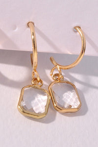sadie gold hoops