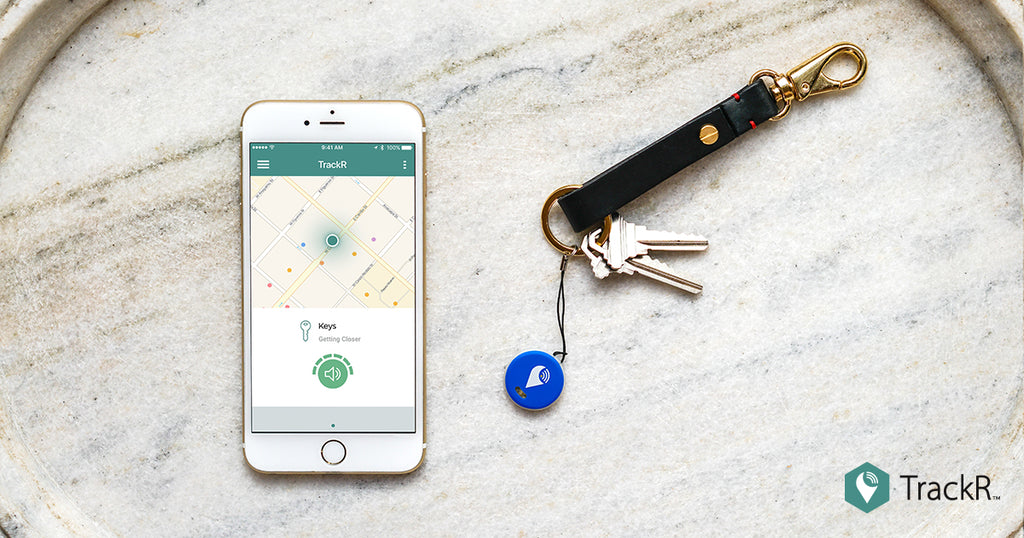 TrackR: Locate Anything In Seconds Using This Nifty GPS Tool