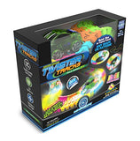 Glowing Car Racing Set for Kids - 11 foot (220 pieces) track
