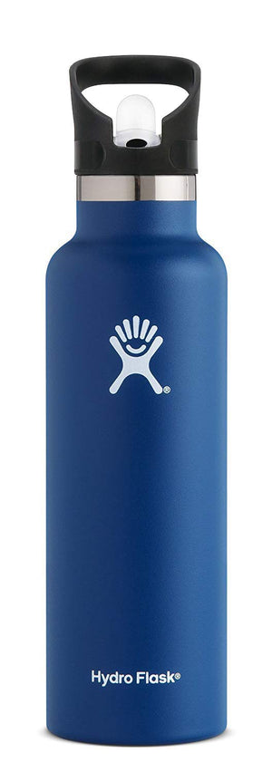 "Straw Lid for Hydro Flask Standard Mouth Water Bottle. New and Improved Design Replacement Cap for 1.91"" Mouth Insulated Water Bottle 12 oz, 18 oz, 21 oz, 24 oz."
