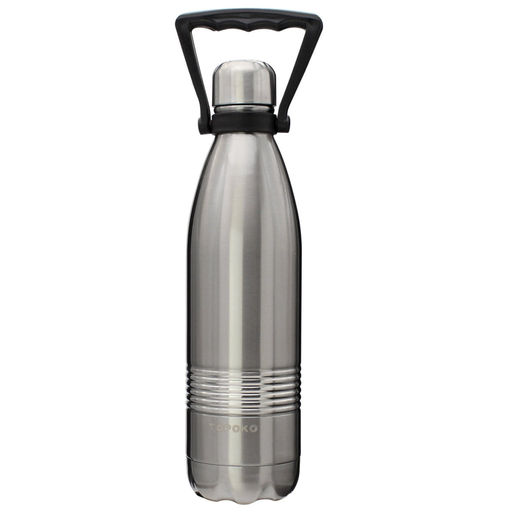 f2e4886b6d Classic Shape Double Wall Insulated Stainless Steel Vacuum Bottle