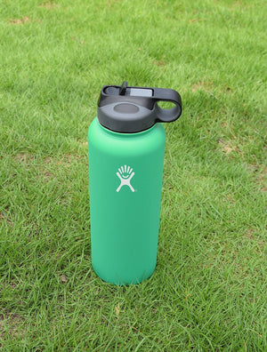 TOPOKO Straw Lid for Hydro Flask Wide Mouth Bottle, Compatible with Hydro Flask & All Other Wide Mouth Stainless Steel Bottles