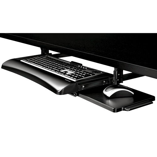 Bandeja para Teclado Office Suites™ Fellowes Negro - MarchanteMX