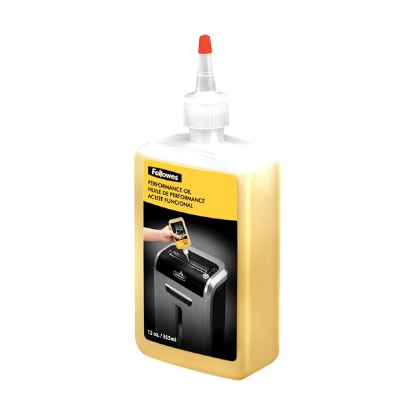 Aceite para cuchillas de destructoras Fellowes 355ml - MarchanteMX