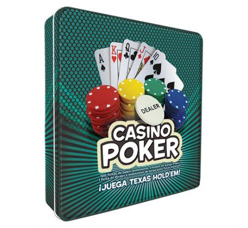 Casino Poker Texas Novelty - MarchanteMX