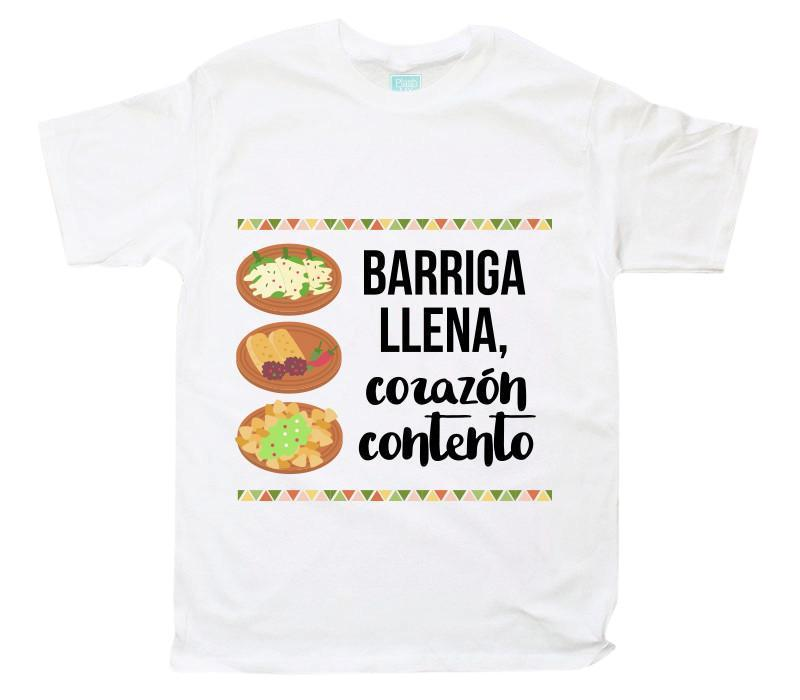 Playera Barriga Llena - MarchanteMX