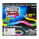 Magic Tracks Pista de Carros con Luz Led - MarchanteMX