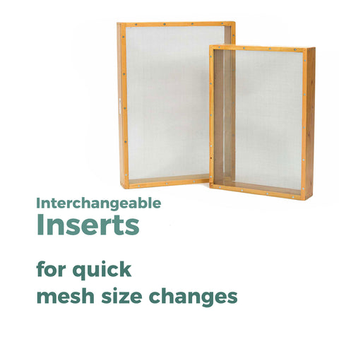 Changeable Insert - Archaeology Sifting Screens