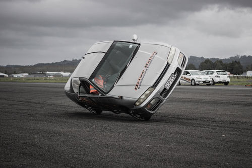 Level Four: Stunt Driving Experiance