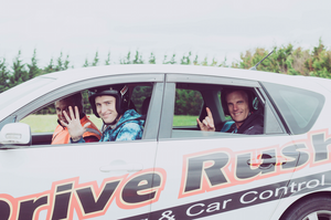 Level One: Stunt Driving Course