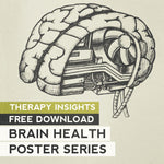 FREE Brain Health Series Posters