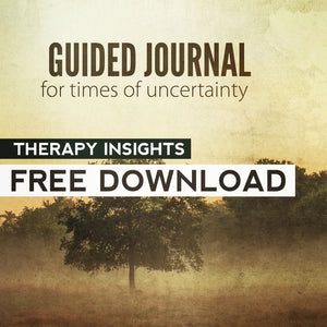 Free Download: Guided Journal for Times of Uncertainty