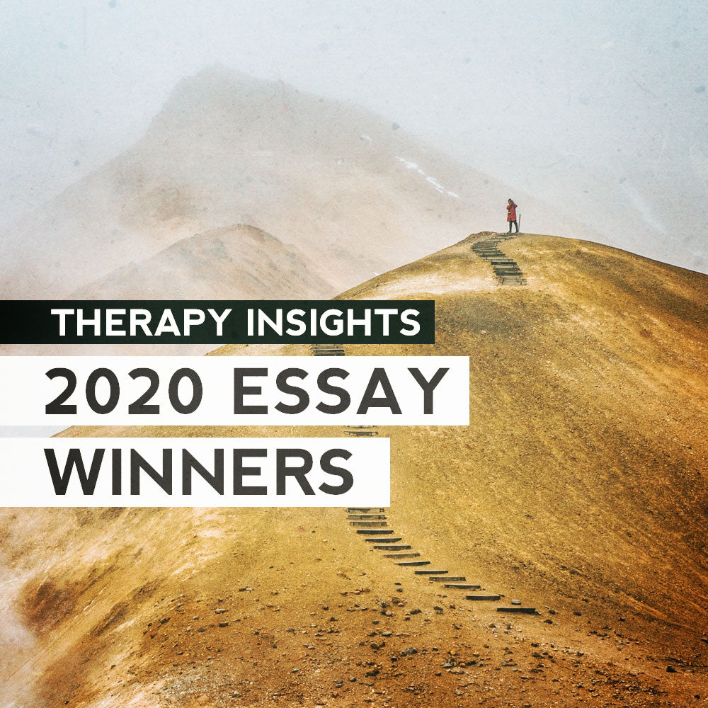 Therapy Insights 2020 Essay Contest Winners