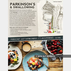 Parkinson's and swallowing