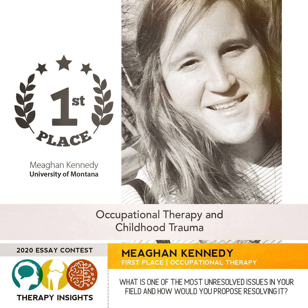 Occupational Therapy and Childhood Trauma by Meaghan Kennedy