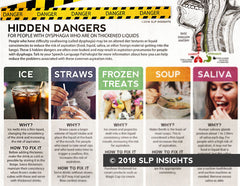 Hidden dangers for people on thickened liquids