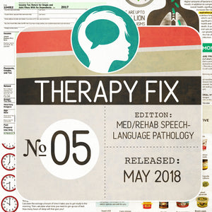 Med/Rehab Speech-Language Pathology Therapy Fix No. 5 (Released May 2018)