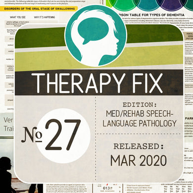 Med/Rehab Speech-Language Pathology Therapy Fix No. 27 (Released Mar 2020)