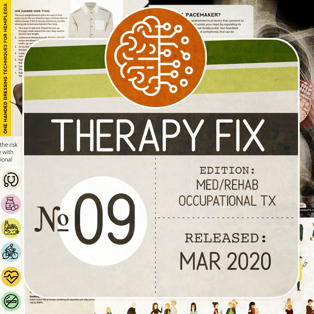 Med/Rehab Occupational Therapy Fix No. 9 (Released Mar 2020)