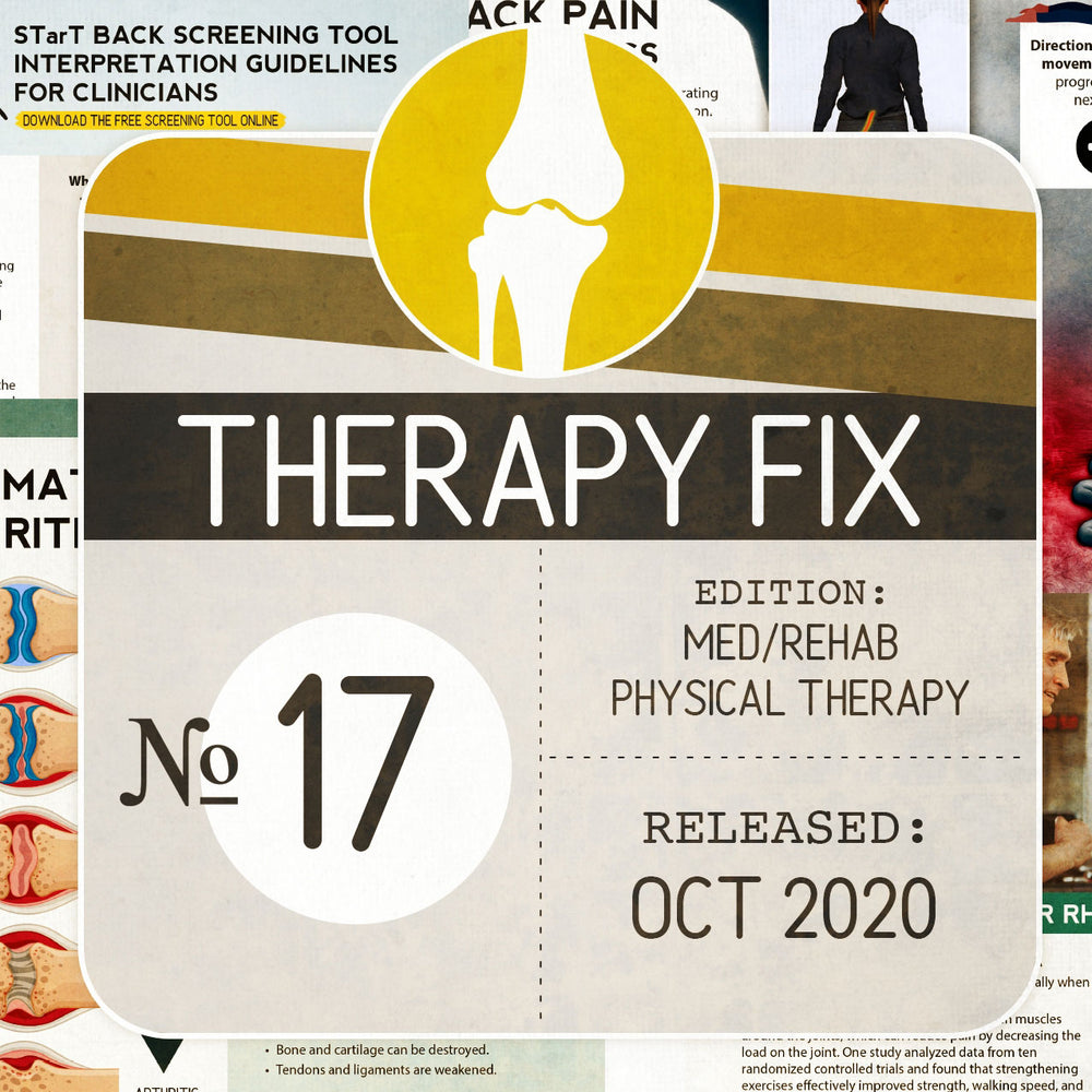 Med/Rehab Physical Therapy Fix No. 17 (Released October 2020)