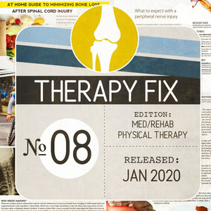 Load image into Gallery viewer, Med/Rehab Physical Therapy Fix No. 8 (Released Jan 2020)