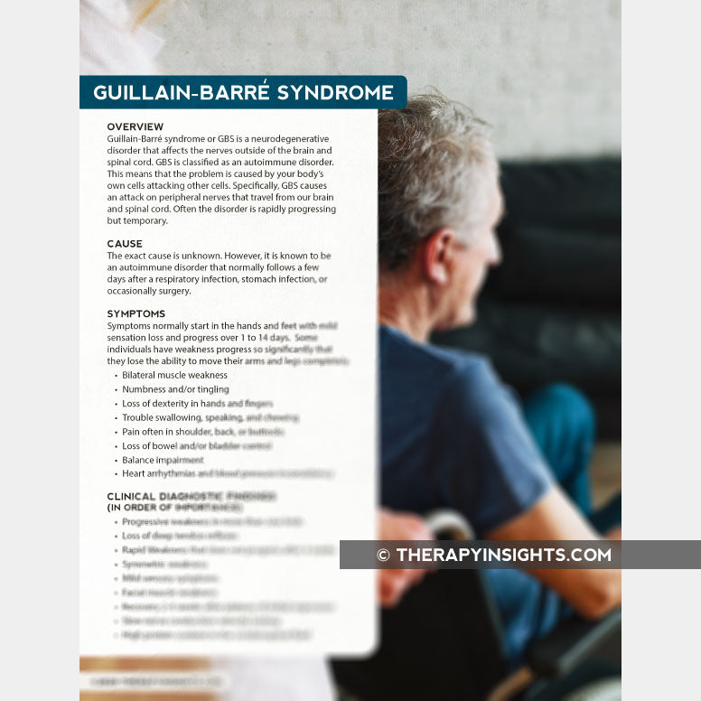 What is Guillain-Barré Syndrome?