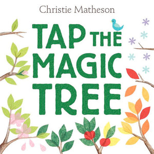 Book + Activities Pack: Tap the Magic Tree