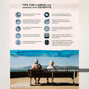 Tips for Caring for Someone with Dementia