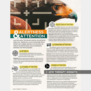 Handout: Types of Attention