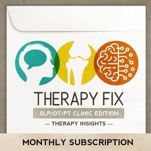 Therapy Fix (Monthly)