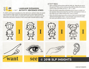 Load image into Gallery viewer, Pediatric SLP Bundle: Pediatric Language Development