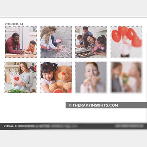 Load image into Gallery viewer, Visual Support to Help Pre-K and K Students with Describing