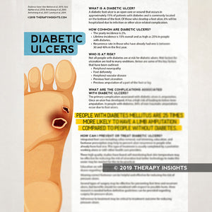 Diabetic Ulcers: What to Expect