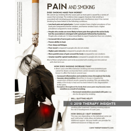 Pain and Smoking