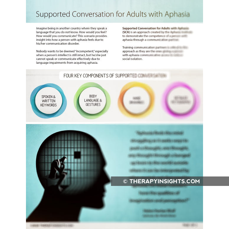 Supported Conversation for Adults with Aphasia