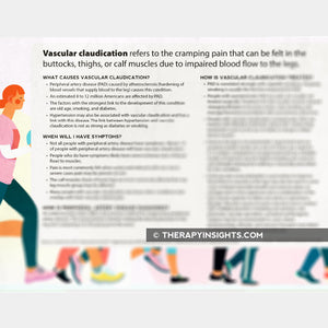 Vascular Claudication: What to Expect